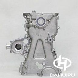 DK12C机油泵正时链罩部件